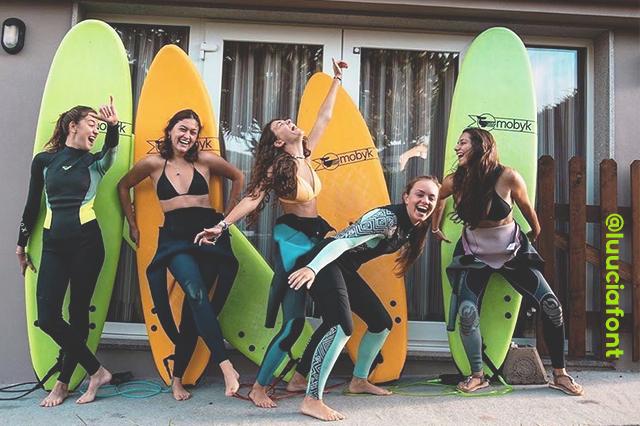 Mobyk school surfboards
